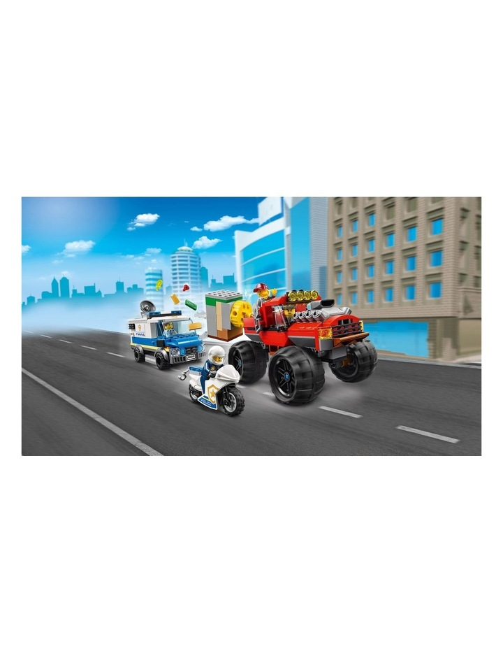 City Police Monster Truck Heist 60245 image 5