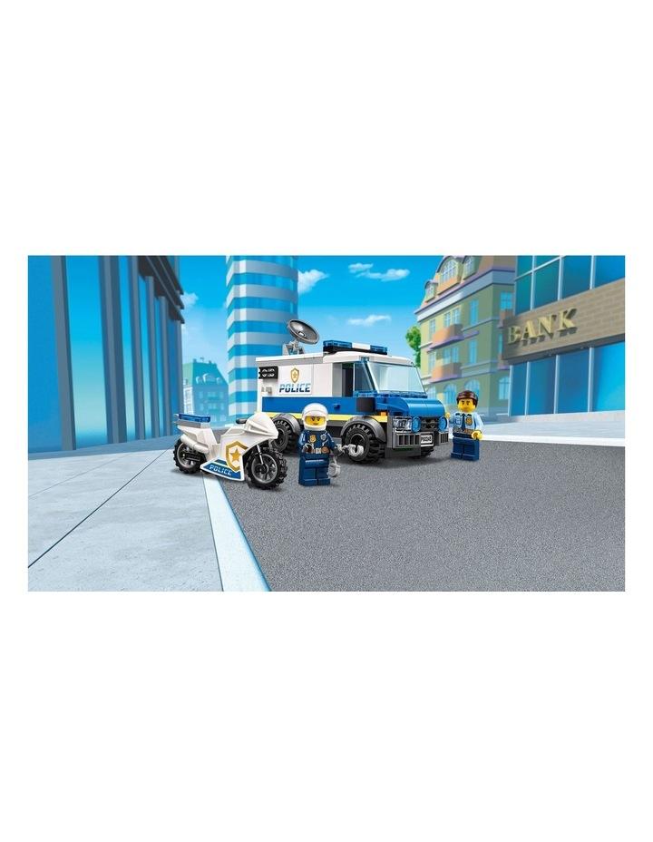 City Police Monster Truck Heist 60245 image 6