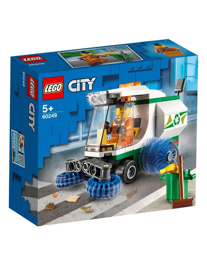City Street Sweeper 60249 image 1