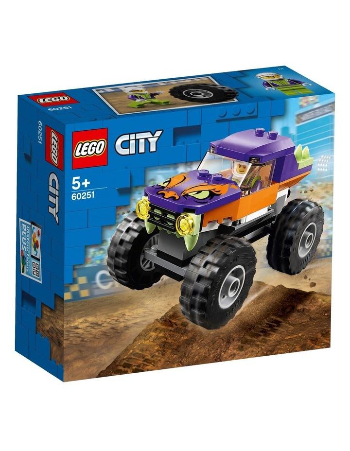 City Monster Truck 60251 image 1