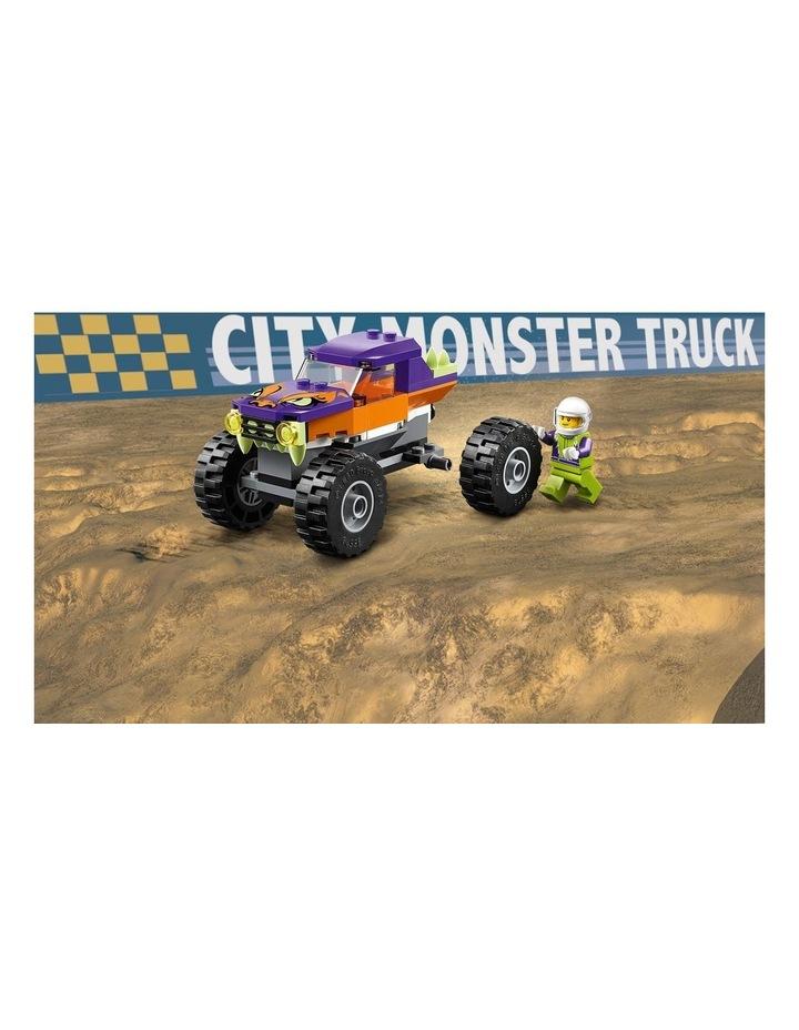 City Monster Truck 60251 image 6