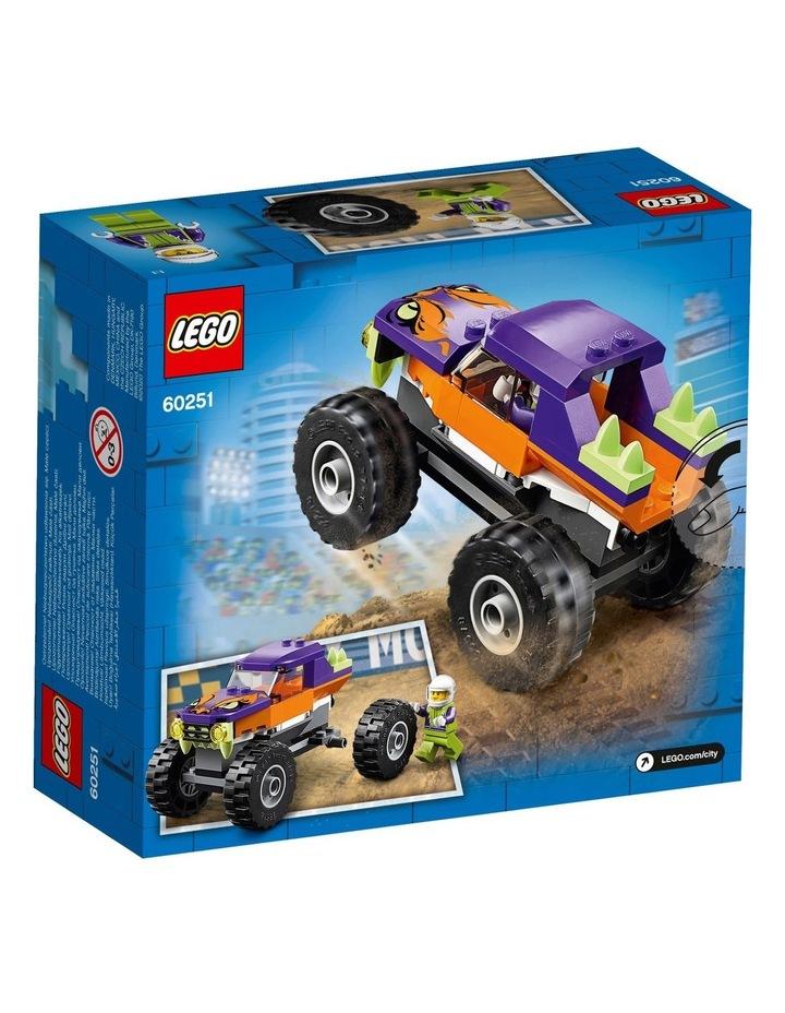 City Monster Truck 60251 image 7