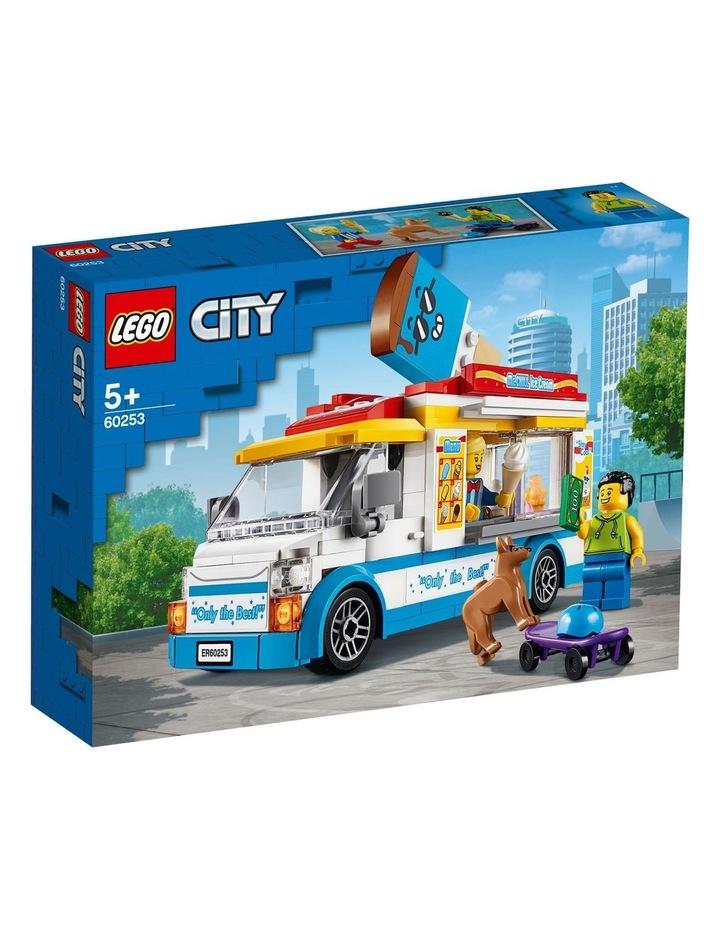 City Ice-Cream Truck 60253 image 1