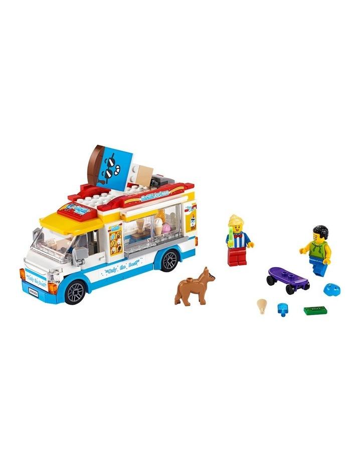 City Ice-Cream Truck 60253 image 2