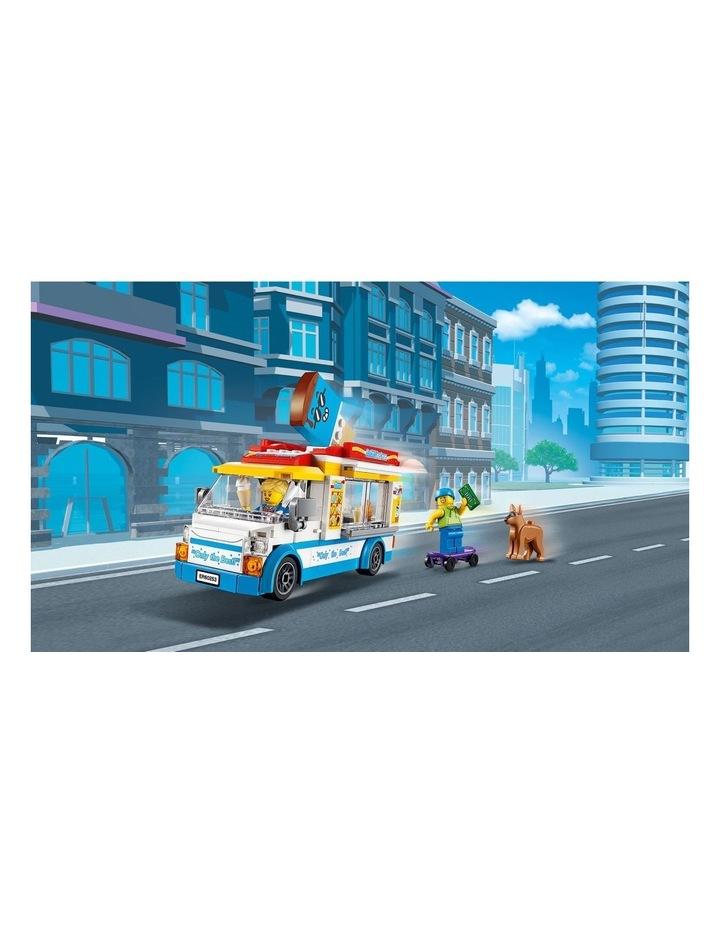 City Ice-Cream Truck 60253 image 5