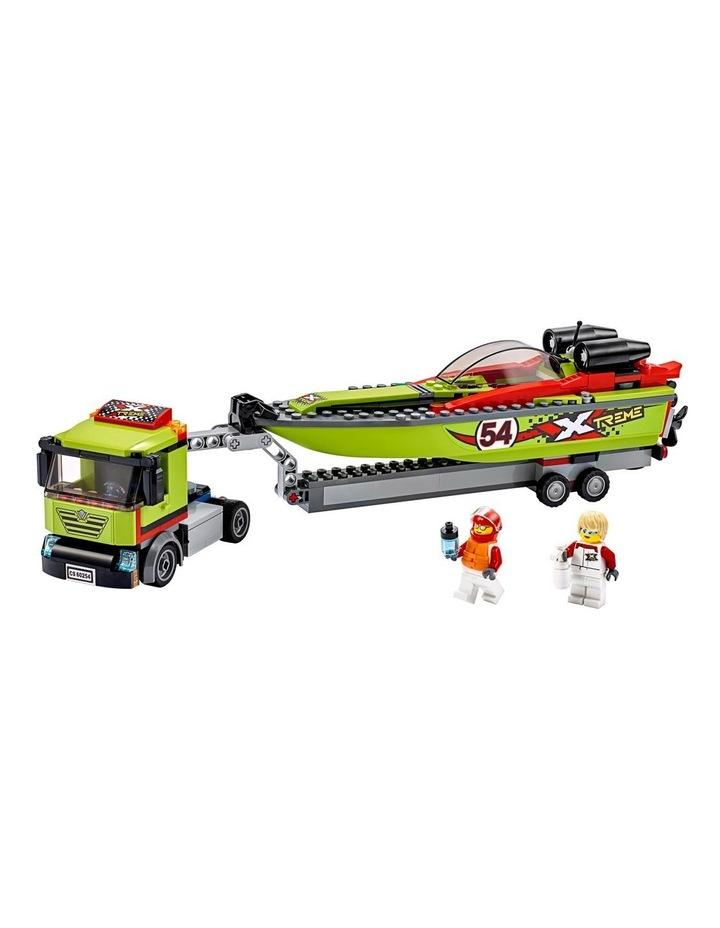 City Race Boat Transporter 60254 image 2