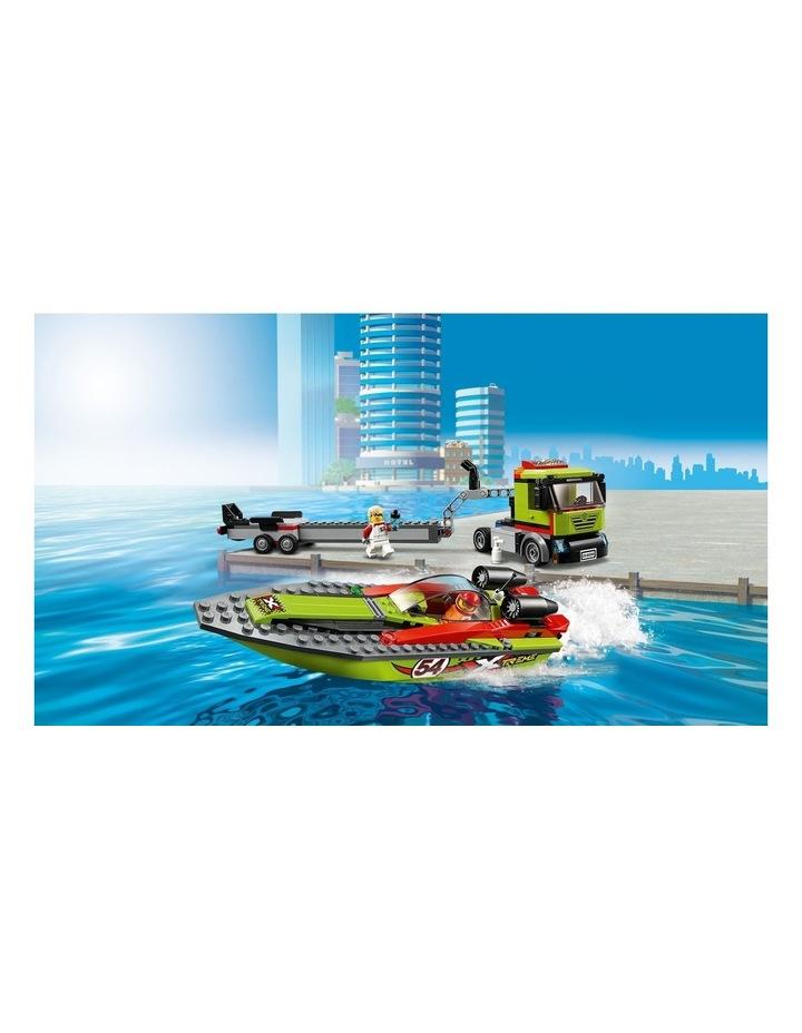 City Race Boat Transporter 60254 image 4