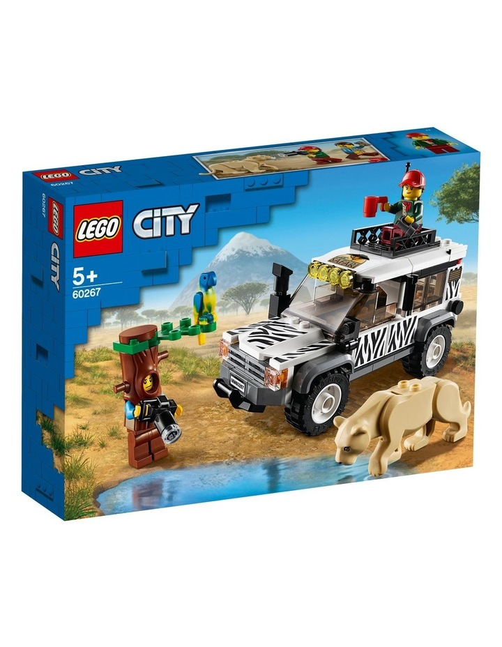 Lego City Safari Off Roader 60267 Myer
