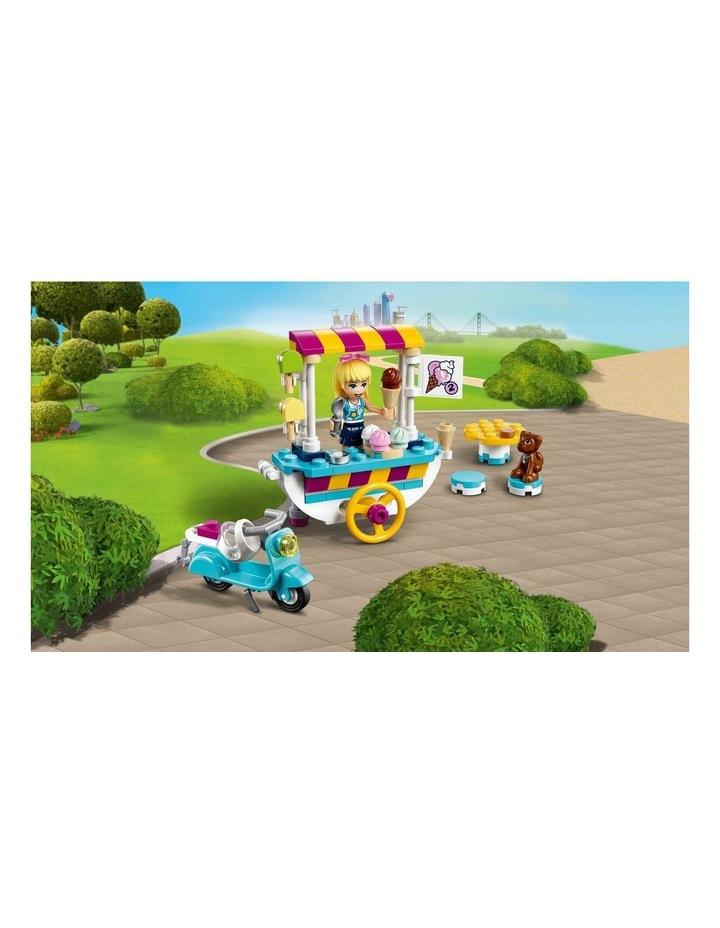 Friends Ice Cream Cart 41389 image 4