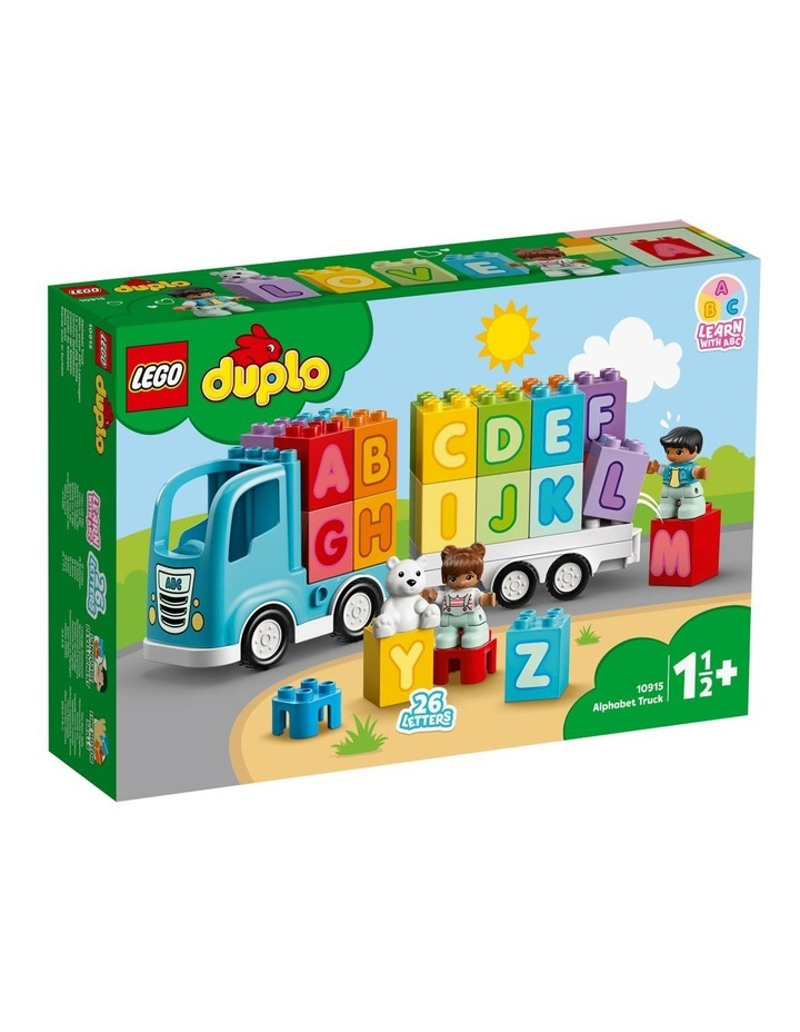 DUPLO Alphabet Truck 10915 image 1