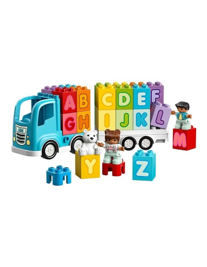 DUPLO Alphabet Truck 10915 image 2
