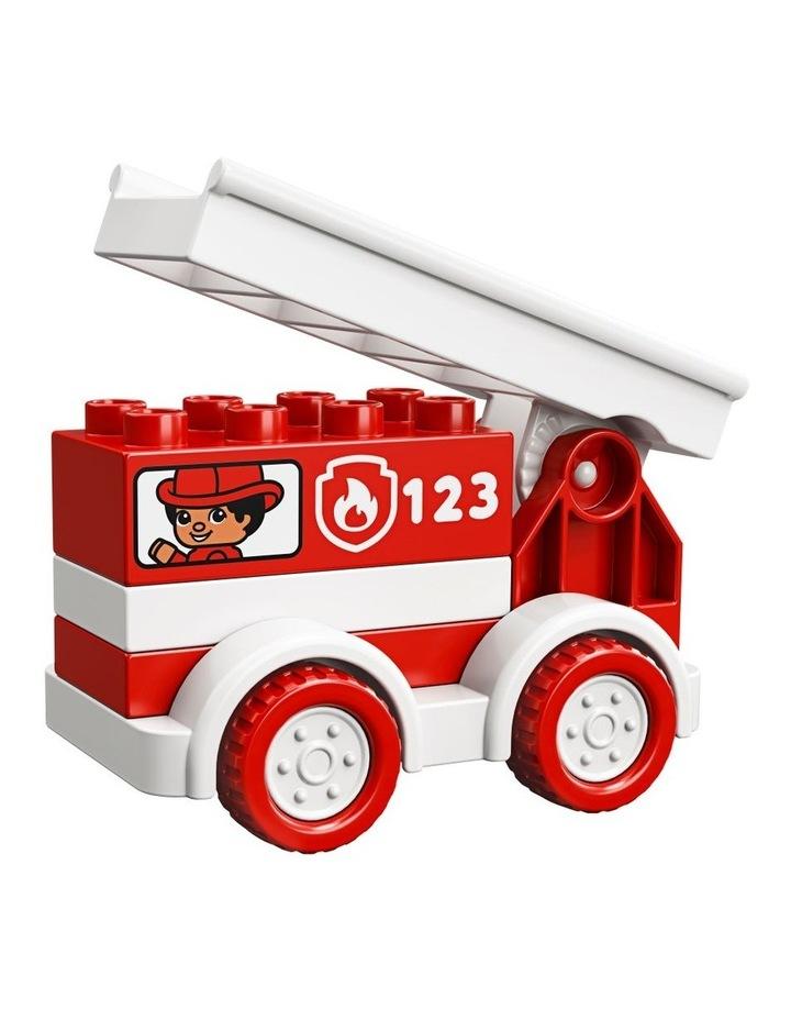 DUPLO Fire Truck 10917 image 2