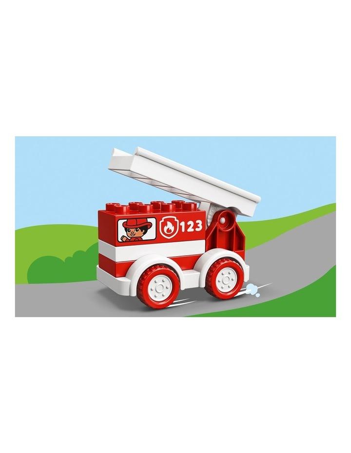 DUPLO Fire Truck 10917 image 5