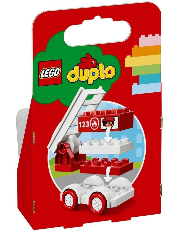 DUPLO Fire Truck 10917 image 6