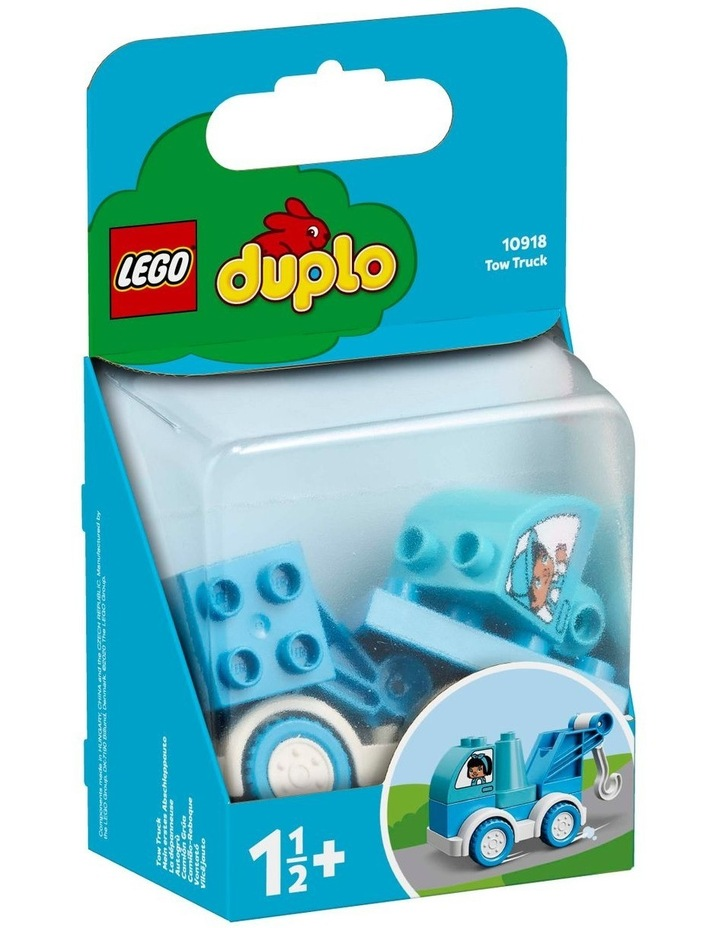 DUPLO Tow Truck 10918 image 1