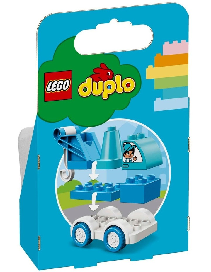 DUPLO Tow Truck 10918 image 6