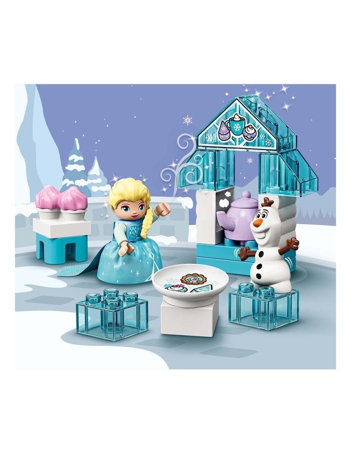 DUPLO Frozen Elsa and Olaf's Tea Party 10920 image 3