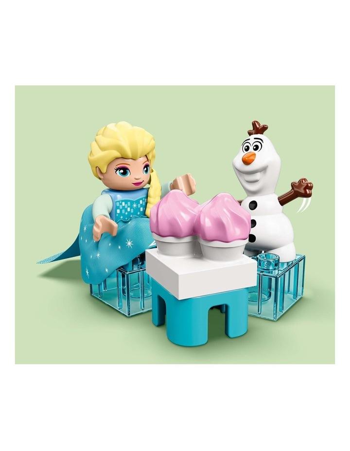 DUPLO Frozen Elsa and Olaf's Tea Party 10920 image 5