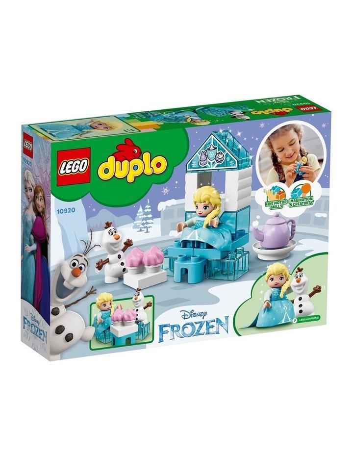 DUPLO Frozen Elsa and Olaf's Tea Party 10920 image 6
