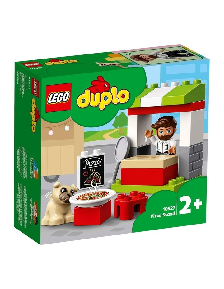 DUPLO Pizza Stand 10927 image 1