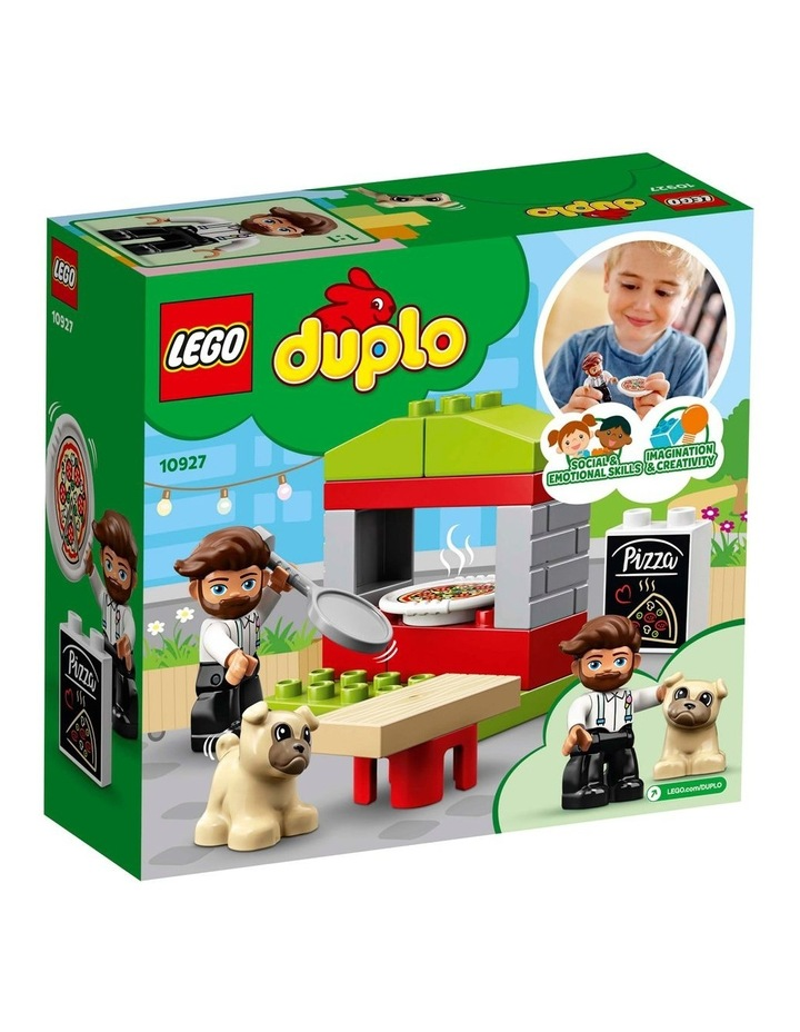 DUPLO Pizza Stand 10927 image 7