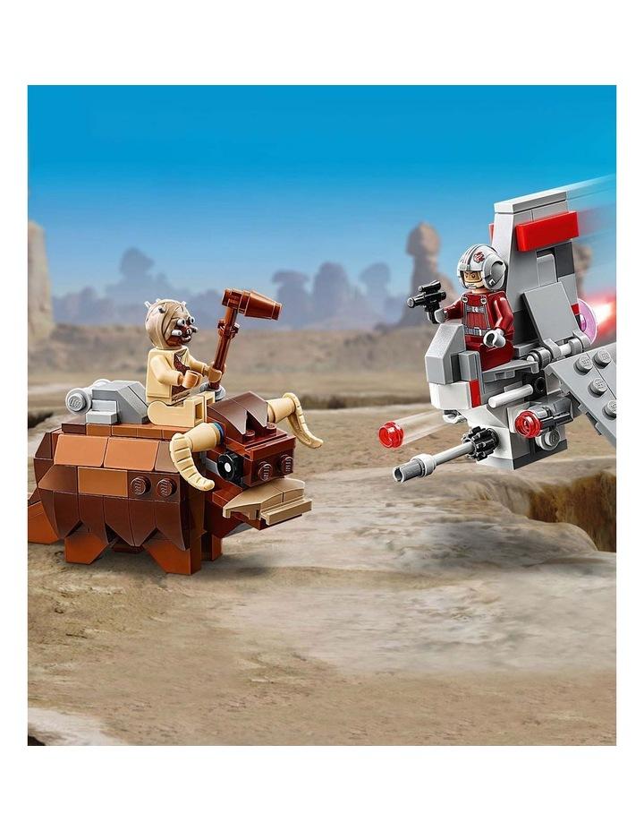 Star Wars T-16 Skyhopper vs Bantha Microfighters 75265 image 4