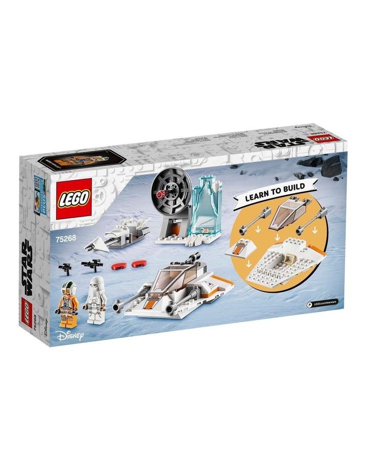 Star Wars Snowspeeder 75268 image 2