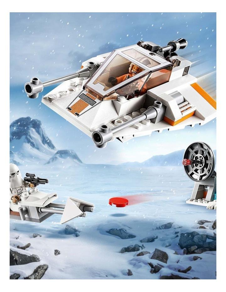 Star Wars Snowspeeder 75268 image 4