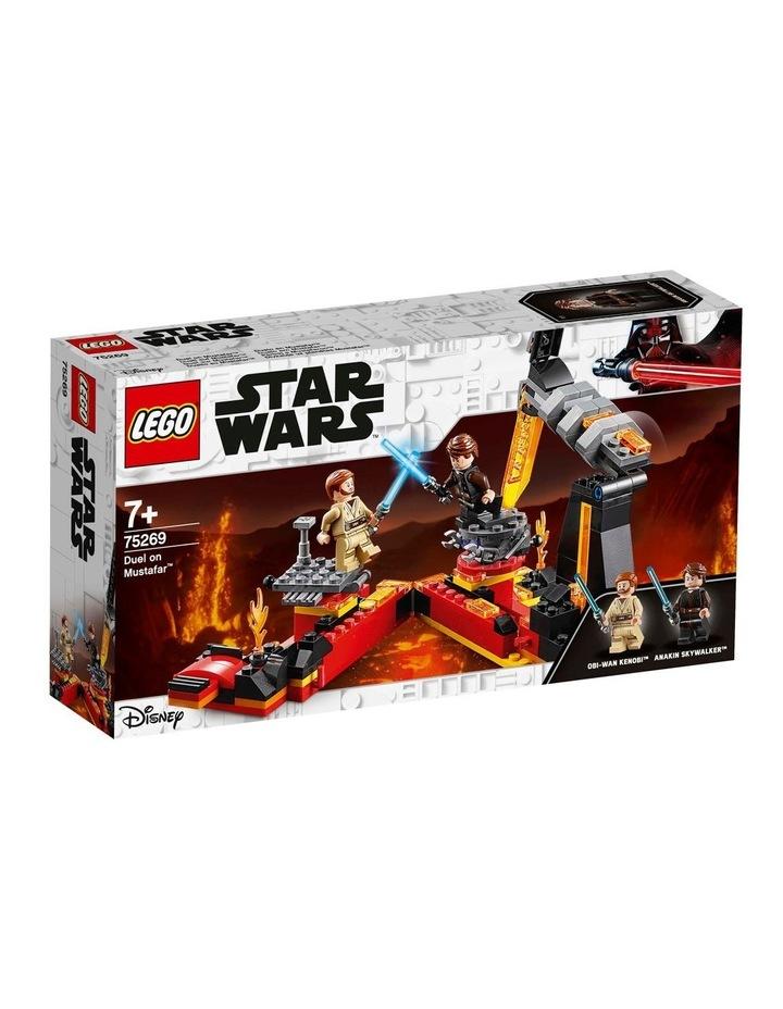 Star Wars Duel on Mustafar 75269 image 1
