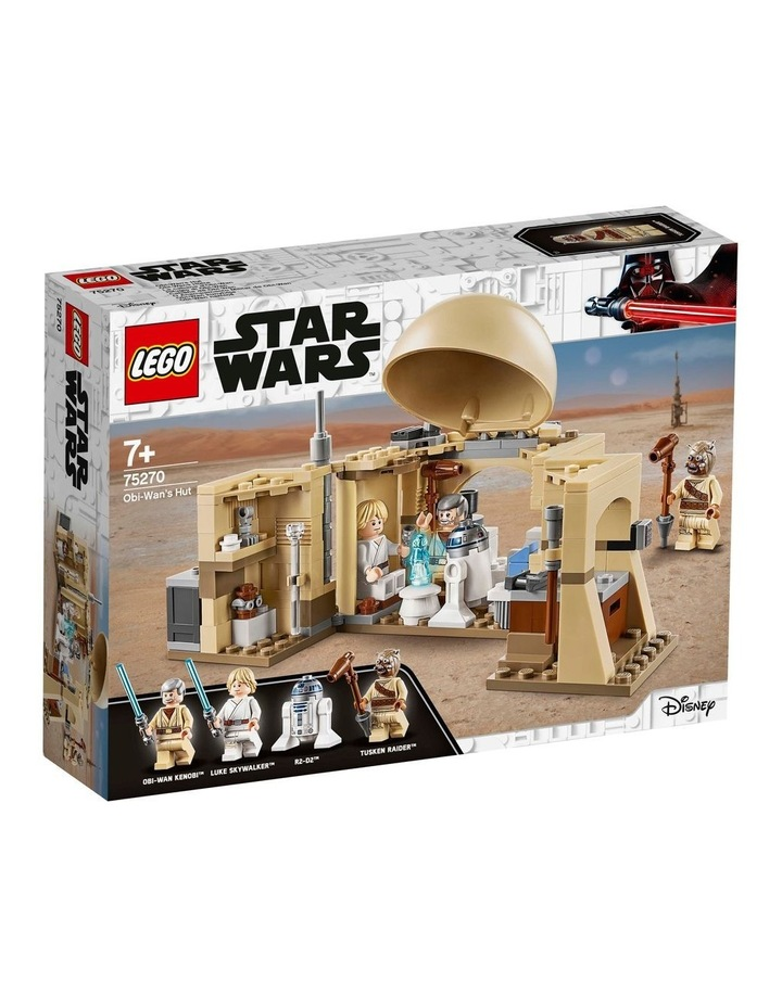 Star Wars Obi-Wan's Hut 75270 image 1
