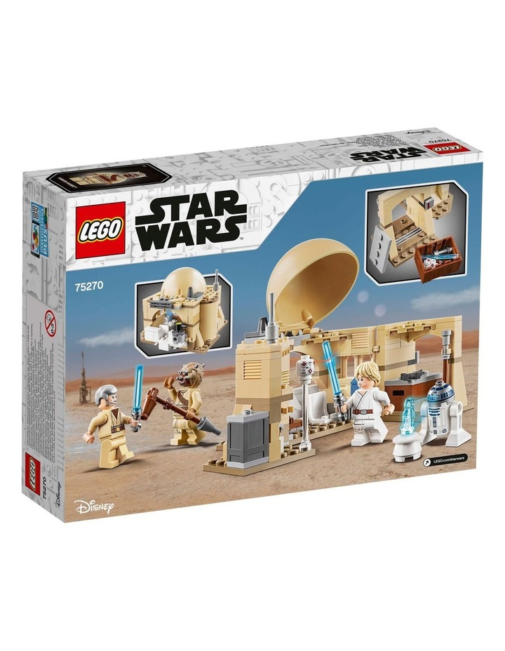 Star Wars Obi-Wan's Hut 75270 image 2