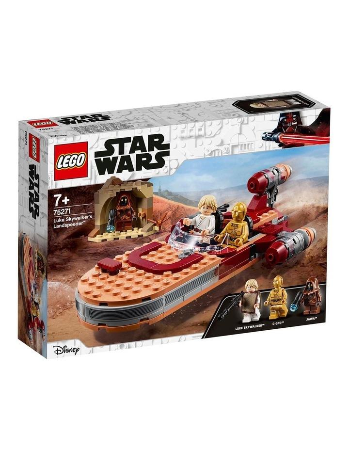Star Wars Luke Skywalker's Landspeeder image 1