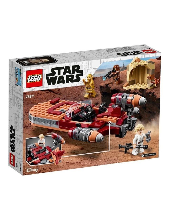 Star Wars Luke Skywalker's Landspeeder image 2