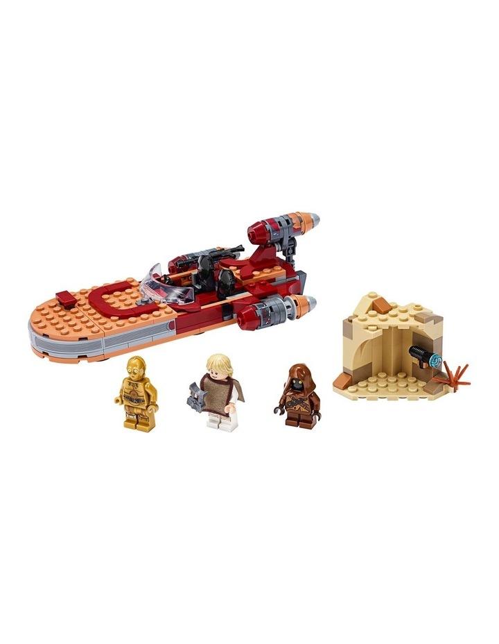 Star Wars Luke Skywalker's Landspeeder image 3