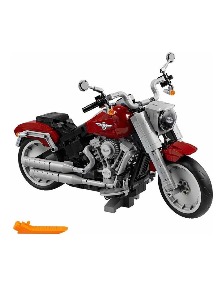 Creator Expert Harley-Davidson Fat Boy 10269 image 2
