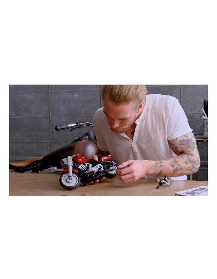Creator Expert Harley-Davidson Fat Boy 10269 image 3