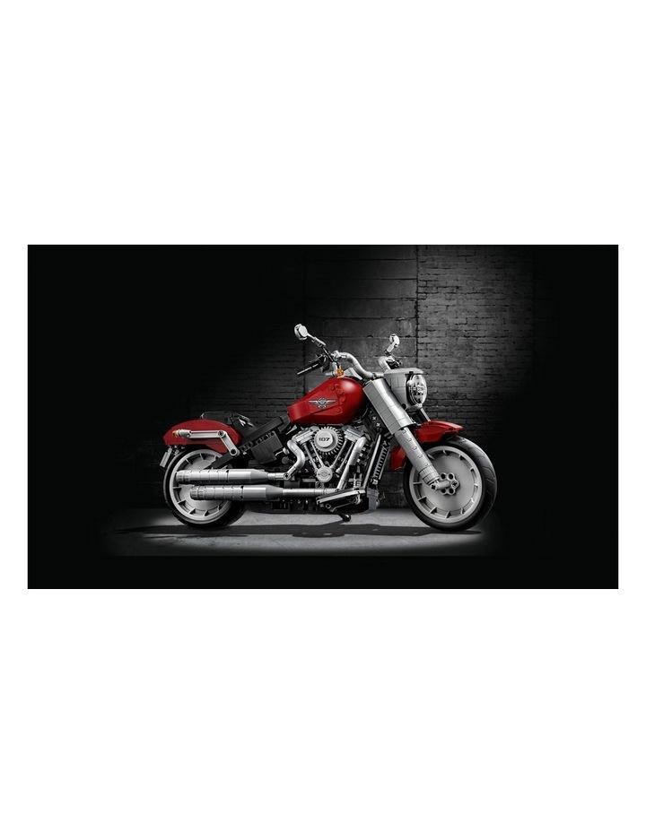 Creator Expert Harley-Davidson Fat Boy 10269 image 4