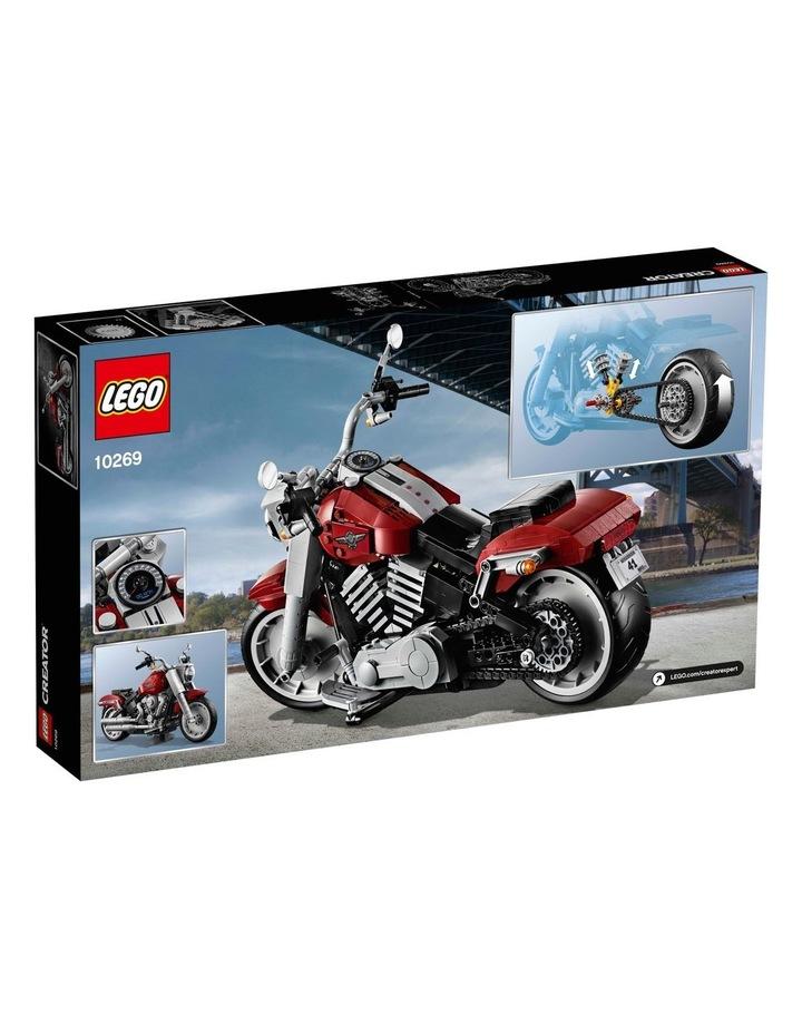 Creator Expert Harley-Davidson Fat Boy 10269 image 7