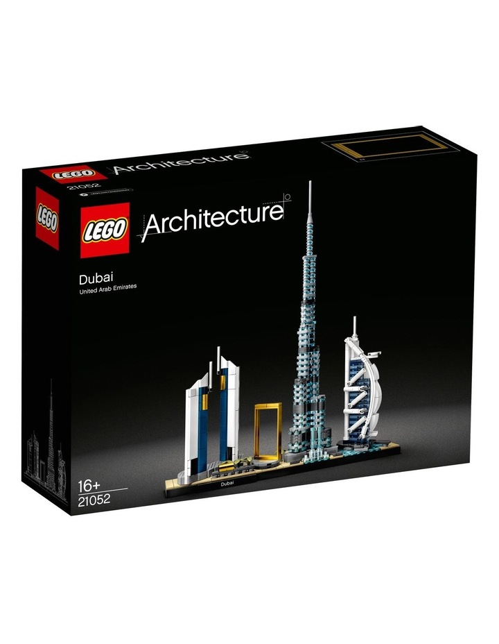 Architecture Dubai 21052 image 1