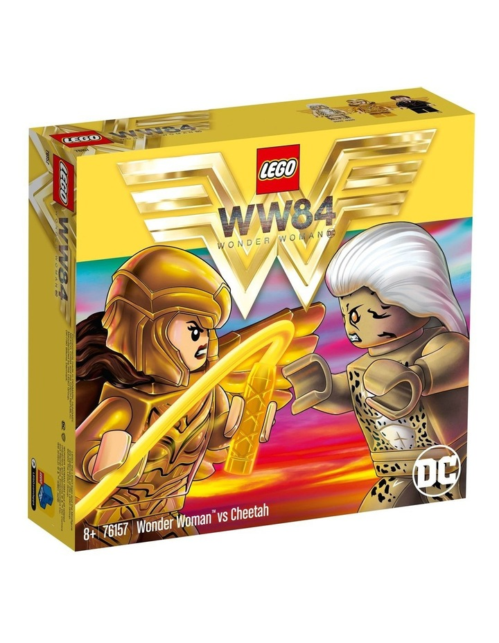 LEGO Super Heroes Wonder Woman vs Cheetah image 1