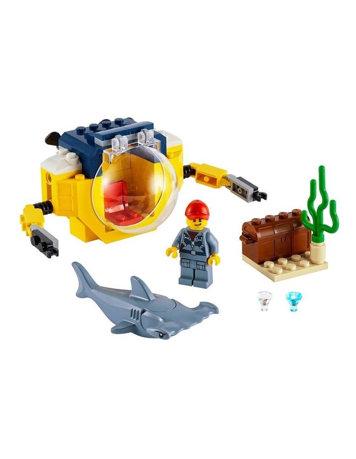 City Ocean Mini-Submarine 60263 image 2