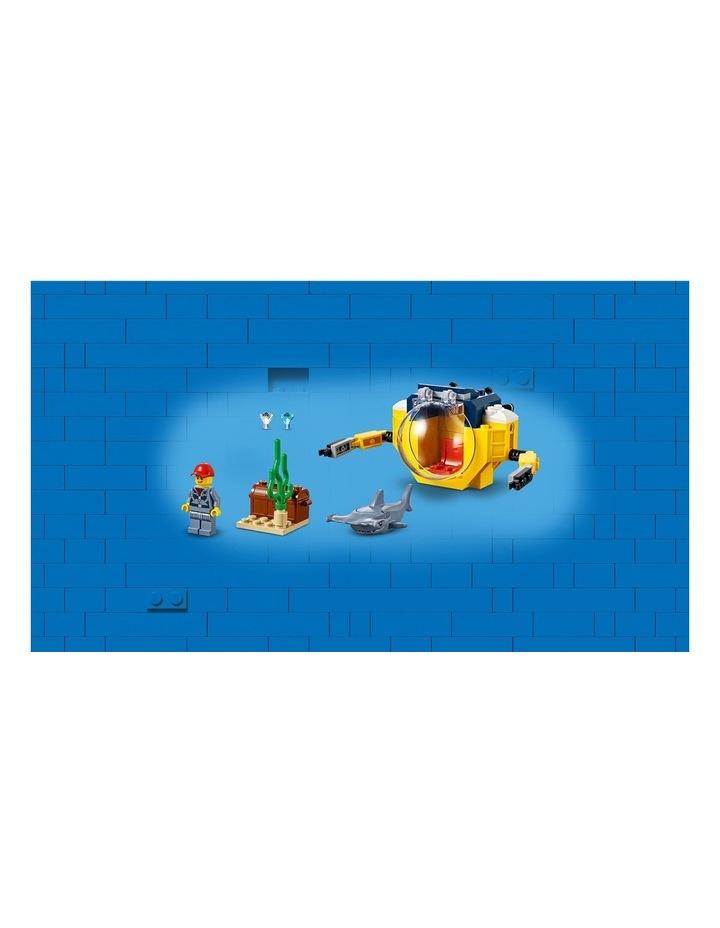 City Ocean Mini-Submarine 60263 image 4