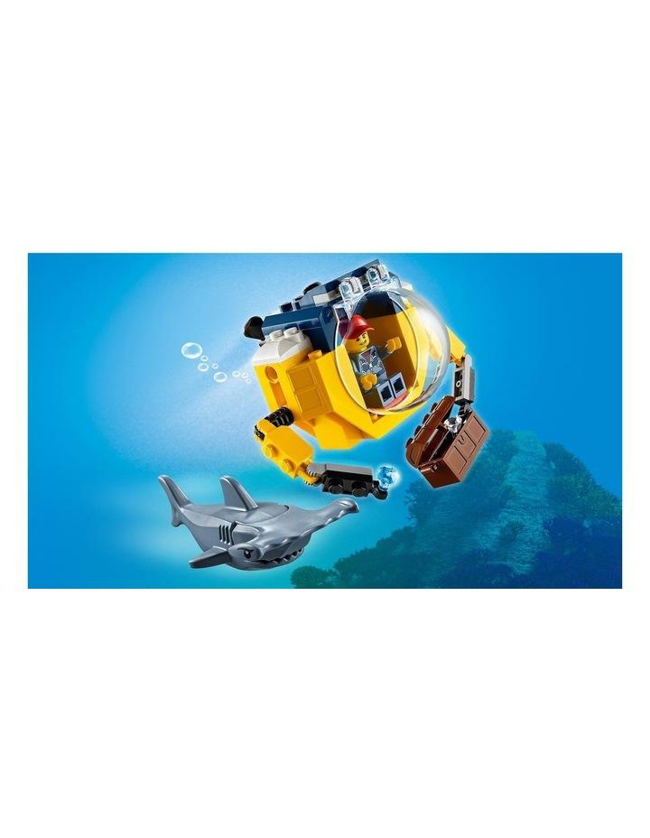 City Ocean Mini-Submarine 60263 image 5