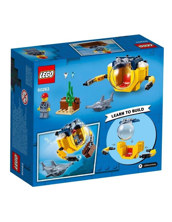 City Ocean Mini-Submarine 60263 image 7