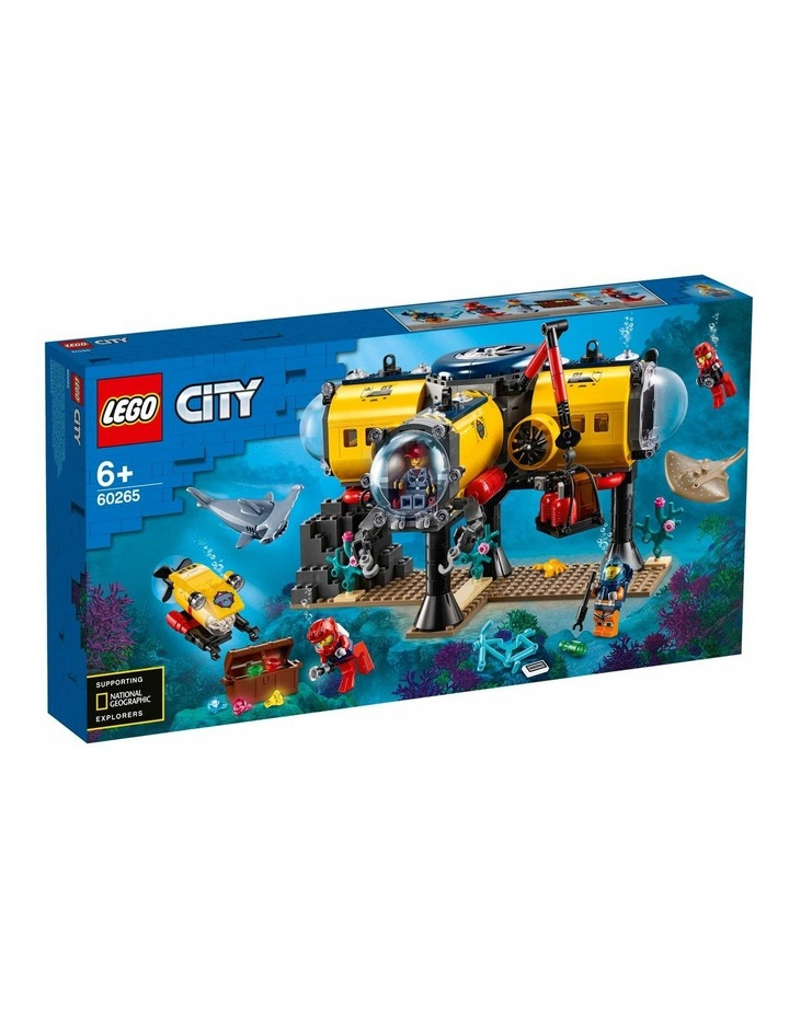 City Ocean Exploration Base 60265 image 1