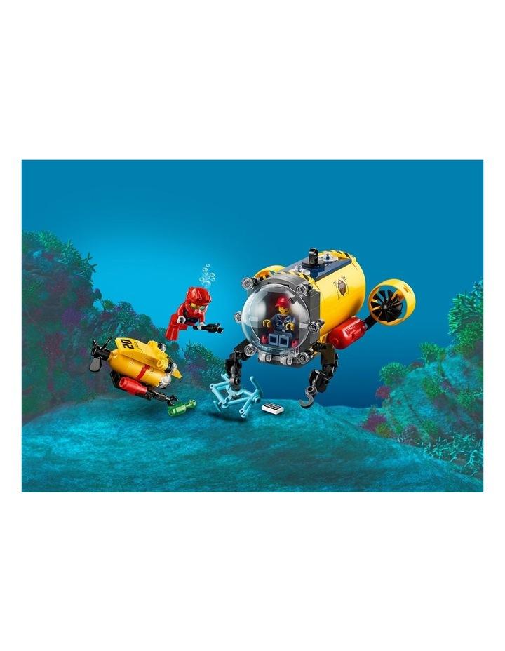 City Ocean Exploration Base 60265 image 5
