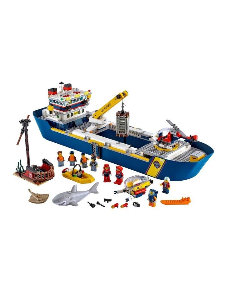 City Ocean Exploration Ship 60266 image 2