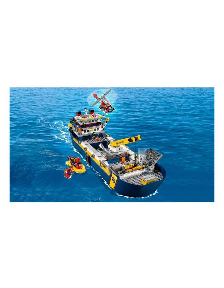 City Ocean Exploration Ship 60266 image 4