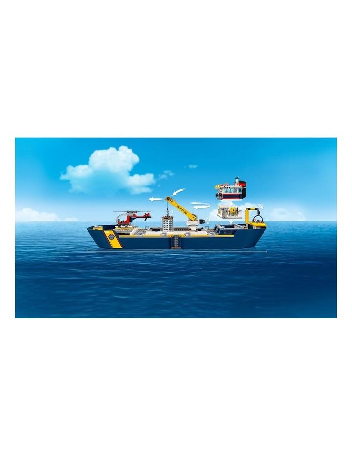 City Ocean Exploration Ship 60266 image 5