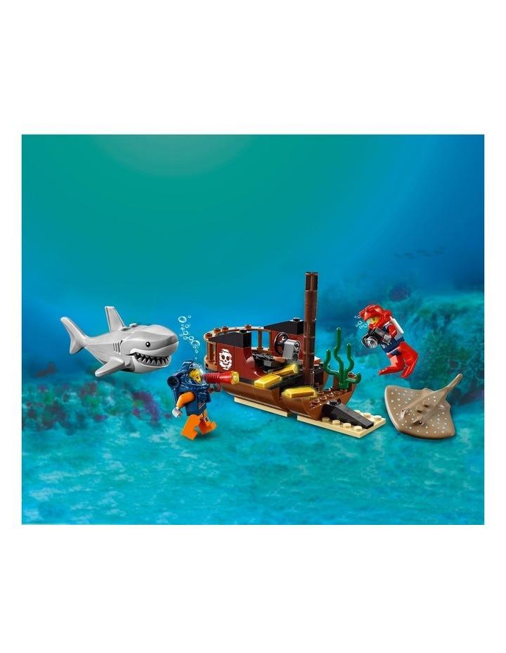 City Ocean Exploration Ship 60266 image 6
